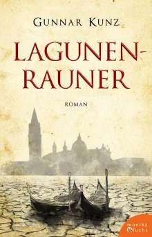 Gunnar Kunz: Lagunenrauner, Buch