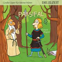 ZEIT Edition: Parsifal (Richard Wagner), CD