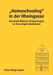 """""""Homeschooling"""" in der Rheingasse, Buch"""