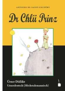 Antoine de Saint-Exupéry: Dr Chlii Prinz, Buch