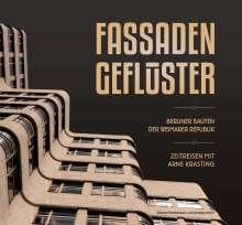 Arne Krasting: Fassadengeflüster, Buch