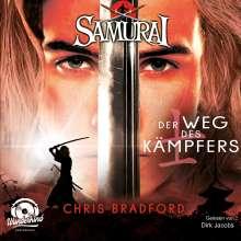 Chris Bradford: Samurai: 1, MP3-CD
