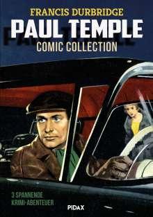 Francis Durbridge: Paul Temple Comic Collection, Buch