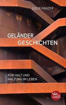 Lucie Panzer: Geländer Geschichten, Buch