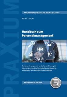 Martin Tschumi: Handbuch zum Personalmanagement, Buch