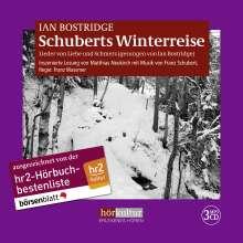 Ian Bostridge: Schuberts Winterreise, 3 MP3-CDs