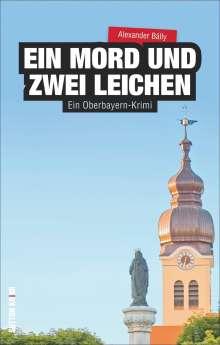 Alexander Bálly: Ein Mord und zwei Leichen, Buch