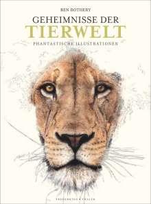 Ben Rothery: Geheimnisse der Tierwelt, Buch