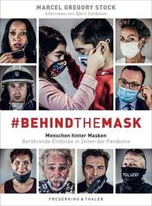 #behindthemask - Menschen hinter Masken, Buch