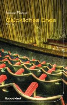 Isaac Rosa: Glückliches Ende, Buch