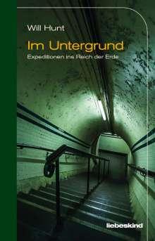 Will Hunt: Im Untergrund, Buch