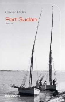 Olivier Rolin: Port Sudan, Buch
