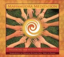 Mahasatvaa Ma Ananda Sarita: Mahamudra Meditation, CD