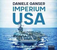 Daniele Ganser: Imperium USA, CD