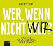 Sven Böttcher: Wer, wenn nicht Bill?, CD