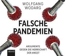 Wolfgang Wodarg: Falsche Pandemien, MP3-CD