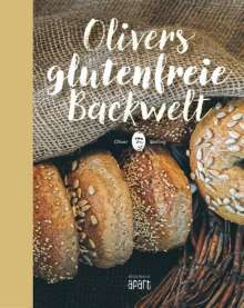 Oliver Welling: Olivers glutenfreie Backwelt, Buch