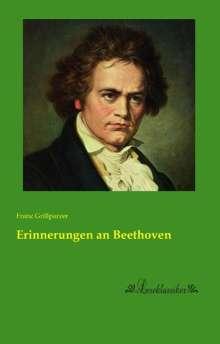 Franz Grillparzer: Erinnerungen an Beethoven, Buch