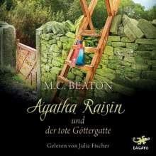 M. C. Beaton: Agatha Raisin und der tote Göttergatte, CD