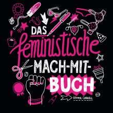 Gemma Correll: Das feministische Mach-Mit-Buch, Buch