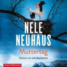 Nele Neuhaus: Muttertag, 9 CDs