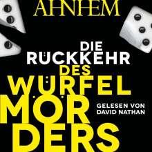 Stefan Ahnhem: Die Rückkehr des Würfelmörders (Würfelmörder-Serie 2), 2 MP3-CDs