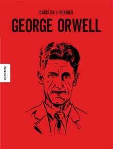 Pierre Christin: George Orwell, Buch