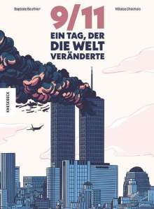 Baptiste Bouthier: 9/11, Buch