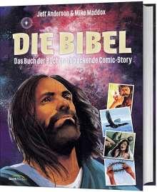 Jeff Anderson: Die Bibel, Buch