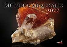 Jörg Neubert: Mundus Mineralis 2022, Kalender