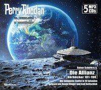 Kai Hirdt: Perry Rhodan Neo Episoden 181-190, MP3-CD