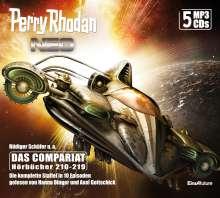 Rüdiger Schäfer: Perry Rhodan Neo Episoden 210-219, 5 Diverses