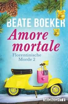 Beate Boeker: Amore mortale, Buch