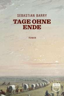 Sebastian Barry: Tage ohne Ende (Steidl Pocket), Buch