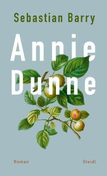 Sebastian Barry: Annie Dunne, Buch