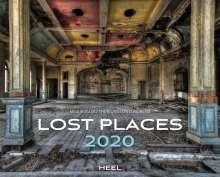 Lost Places 2020, Diverse