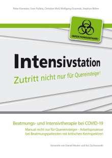 Peter Kremeier: Beatmungs- und Intensivtherapie bei COVID-19, Buch