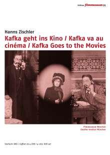 Kafka geht ins Kino, 4 DVDs