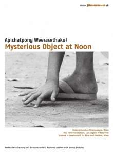 Mysterious Object At Noon (OmU), DVD