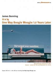 11x14 / One Way Boogie Woogie / 27 Years Later, 2 DVDs