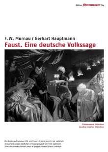 Faust. Eine deutsche Volkssage, DVD