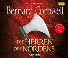 Bernard Cornwell: Die Herren des Nordens (MP3-CD), CD