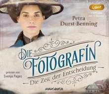 Die Fotografin-Die Zeit der Entscheidung, 2 MP3-CDs