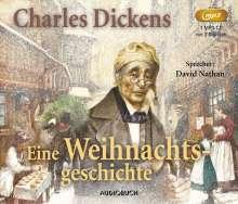 Charles Dickens: Eine Weihnachtsgeschichte, MP3-CD