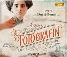 Petra Durst-Benning: Die Fotografin - Die Stunde der Sehnsucht, MP3-CD