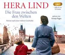 Hera Lind: Die Frau zwischen den Welten, MP3-CD