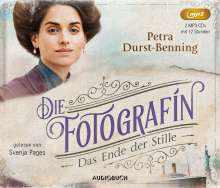 Petra Durst-Benning: Die Fotografin - Das Ende der Stille, 2 MP3-CDs