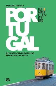Annegret Heinold: Fettnäpfchenführer Portugal, Buch