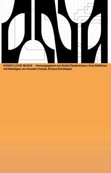 Laura Aha: Künstliche Musik, Buch
