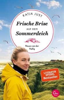 Katja Just: Frische Brise auf dem Sommerdeich, Buch